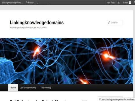 Linking knowledge domains | Systemic Innovation & Sustainable Development | Scoop.it