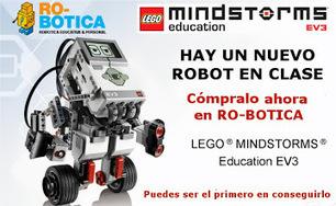 Incidencia baterías recargables LEGO® MINDSTORMS® Education ... | education technology | Scoop.it