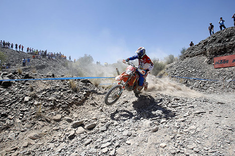 FIM International Six Days Enduro  Day Four: United States strengthen their attack in the ISDE | FMSCT-Live.com | Scoop.it