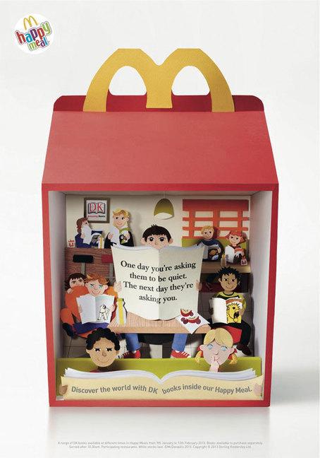Print advertising: 55 brilliant examples   Print design   Creative Bloq   Advertising culture   Scoop.it