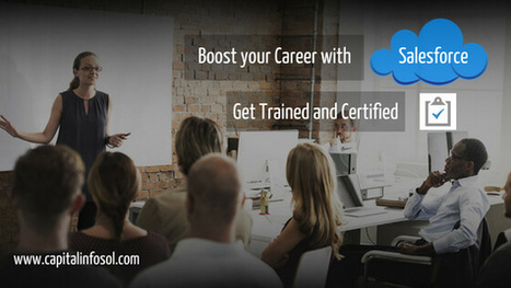 Salesforce Administrator Career Path – Po
