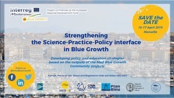 """International conference """"Strengthening the Science-Practice-Policy interface in Blue Growth"""" 