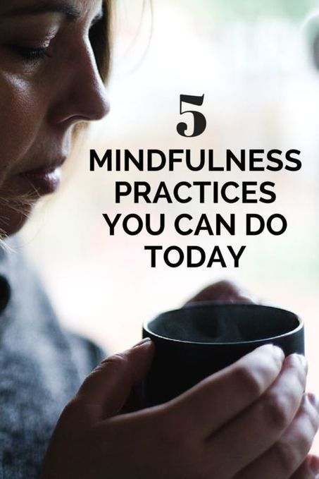 Five Mindfulness Practices You Can Start Today | The Promise of Mindfulness Meditation | Scoop.it