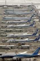 Boeing's 787 Glut Casts $16.2 Billion Cloud Over FAA Approval | Boeing Commercial Airplanes | Scoop.it
