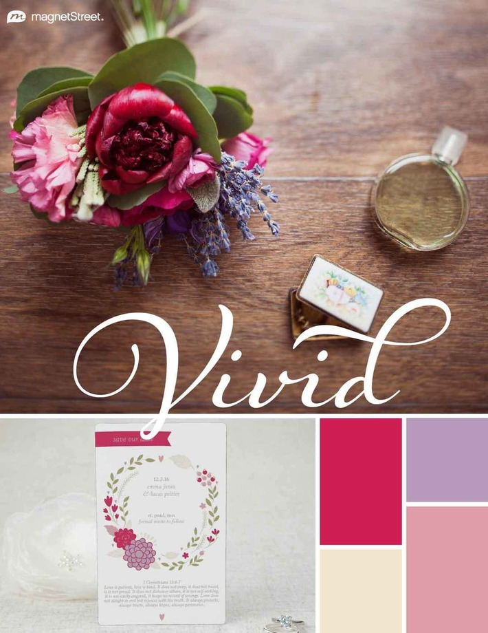 Top 2015 Wedding Color Trends: Spring, Summer, Fall, Winter | MagnetStreet Weddings | Wedding Ideas | Scoop.it