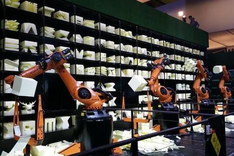 Robots e impresoras 3D revolucionan el día a día - Vanguardia Liberal | REALIDAD AUMENTADA Y ENSEÑANZA 3.0 - AUGMENTED REALITY AND TEACHING 3.0 | Scoop.it