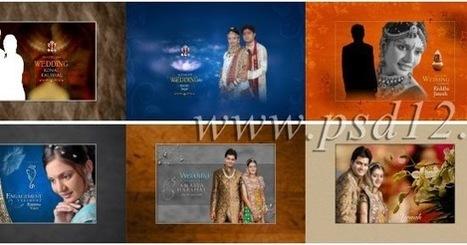 Wedding Album Design 12x36 Psd Files 11 Pho
