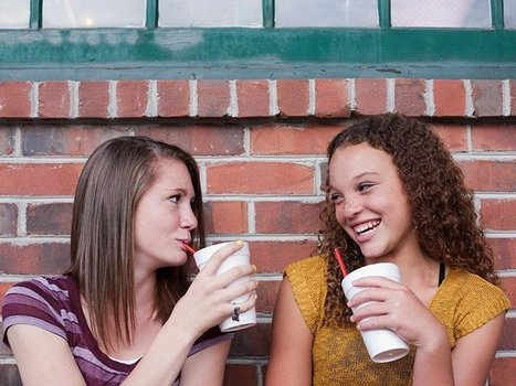 Teenage Girls Have Led Language Innovation for Centuries | Geography Education | Scoop.it