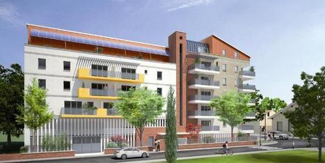 L'albion programme immobilier neuf Toulouse | Toulouse : tout pour la maison | Scoop.it