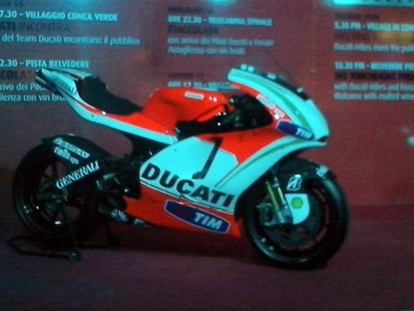 Are You the Ducati Desmosedici GP13? | Ductalk Ducati News | Scoop.it