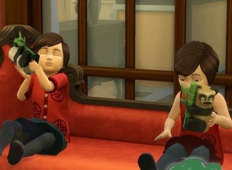 Mise A Jour In Les Sims Scoop It