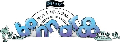 Bonnaroo Works Fund Announces Awards | Bonnaroo 2012 | Tennessee Libraries | Scoop.it