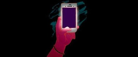 A Sad Number Of Americans Sleep With Their Smartphone In Their Hand   The tech sector   Scoop.it