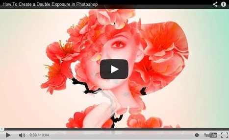 Phlearn Shows You How to Create an Artistic Double Exposure in Photoshop @ Weeder | Photo Editing Software and Applications | Scoop.it