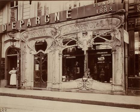 The vanished streets of Old Paris   Modern Ruins   Scoop.it
