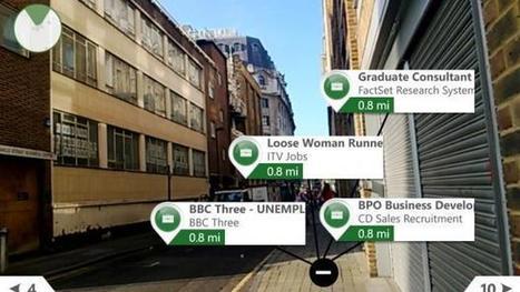 Nokia releases augmented reality job search   Televisión Social y transmedia   Scoop.it