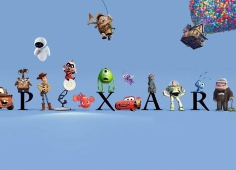 Pixar y sus 22 reglas para contar historias  - ENFILME.COM | Screenwriters | Scoop.it