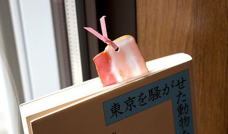 Realistic #Food Bookmarks From #Japan | What makes Japan unique | Scoop.it