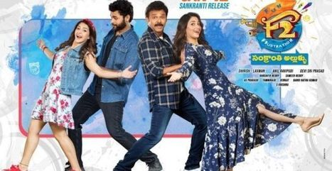 F2 Fun And Frustration 2019 Telugu Full Movi