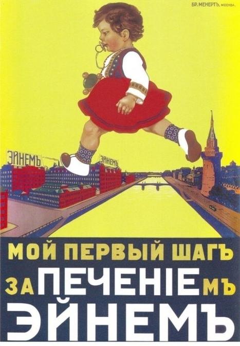 Tsarist Russia Ads   Vintage, Robots, Photos, Pub, Années 50   Scoop.it