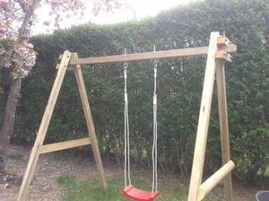 Réaliser une balançoire pour ses chérubins #idées #DIY #Jardin | Best of coin des bricoleurs | Scoop.it