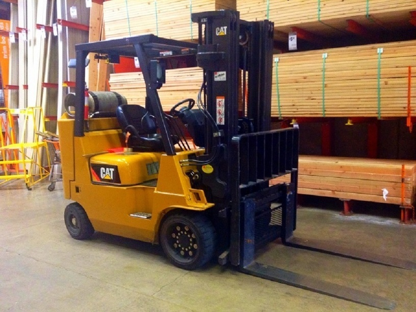 Forklift Training Ca Scoop