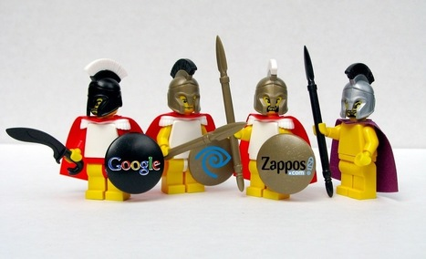 3 Ways Big Companies Are Winning The War For Talent   Successful recruiting strategies in today's digital world   Scoop.it