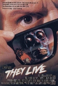 """Fiction? Nice vision of Augmented Reality Glasses & the truth Gibson's """"They Live"""" 