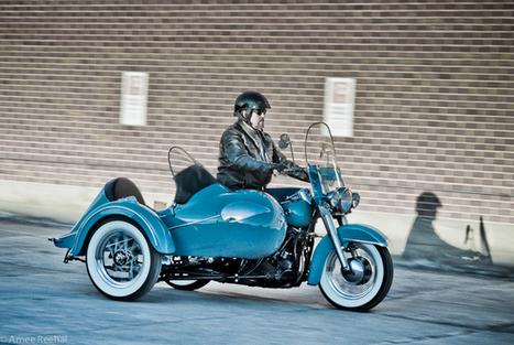 1950 Harley-Davidson Panhead w/Goulding Rocket Sidecar | Vintage, Classic & Custom Motorbikes | Scoop.it