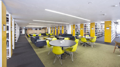 Static and mobile shelving for Brynmor Jones Library | Designing | Scoop.it