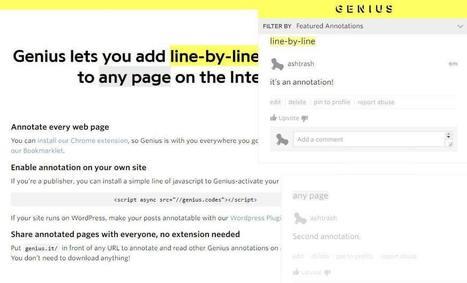 Top Web Annotation and Markup Tools | Lingua Greca Translations | Scoop.it