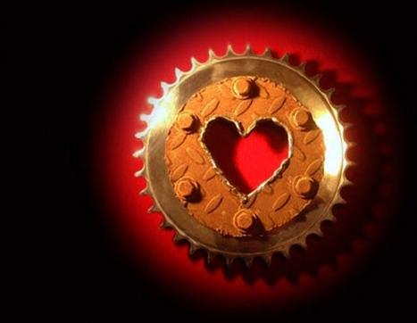 Christopher Locke's Heartless Machine - Modern Fossils #art | No. | Scoop.it