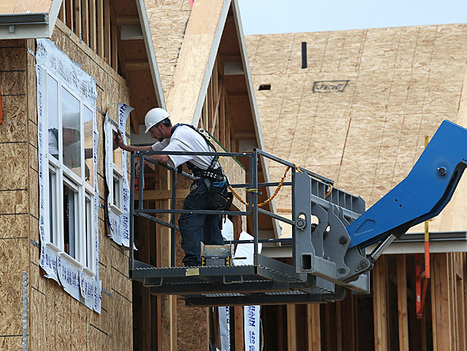 Homebuilder PulteGroup Reports A 32% Surge In New Orders | Real Estate Plus+ Daily News | Scoop.it