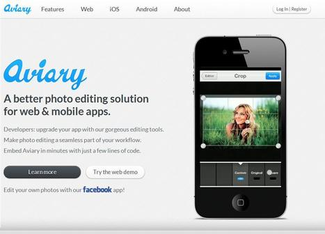 Aviary.com | Social media kitbag | Scoop.it