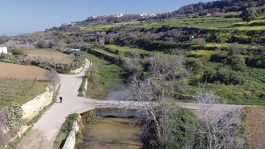 Third season of dry weather fuels Malta's desertification
