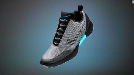 Nike et le pari de la chaussure à laçage automatique