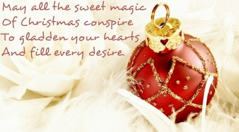 Merry Christmas Quotes for friends | Best Wishe...