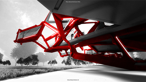Filthy, Guilty and Not Innocent VIII - Yaohua Wang Architecture | Parametric Architecture and Design | Scoop.it