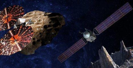 Δύο νέες αποστολές της NASA στους παράξενους αστεροειδείς   SCIENCE NEWS   Scoop.it