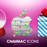 20+ Useful Free Christmas Icon Sets for Designers and Websites