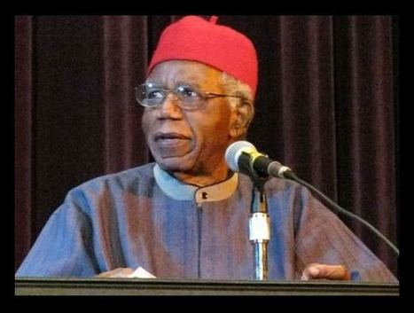 Chinua Achebe: A Great Loss, but Africa Keeps his Heritage, Hopefully! | They put Afrika on the map | Scoop.it