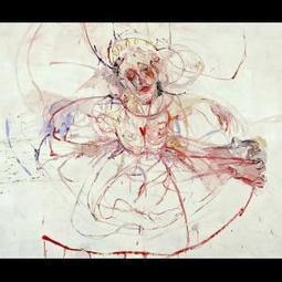 Jackson Pollock Paints a Picture   Painters' Table   Contemporary Art hh   Scoop.it