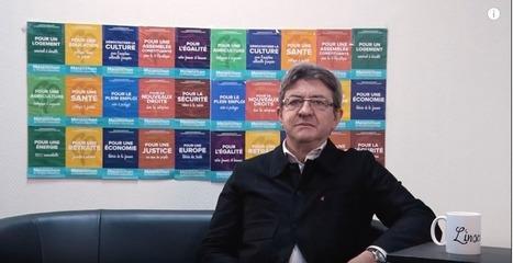 [Vidéo] Mélenchon à propos de France Inter | Econopoli | Scoop.it