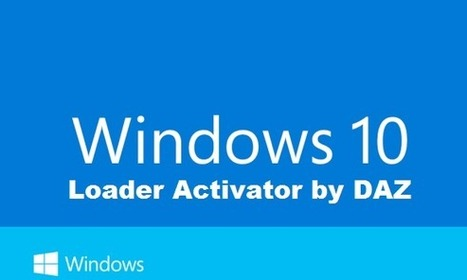 Daz activator win 10 | Windows 10 Loader Activator by DAZ
