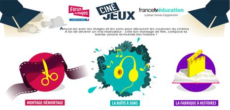 Créer ton montage de film, compose ta bande son & invente ton histoire ! | Français Langue étrangère | Scoop.it