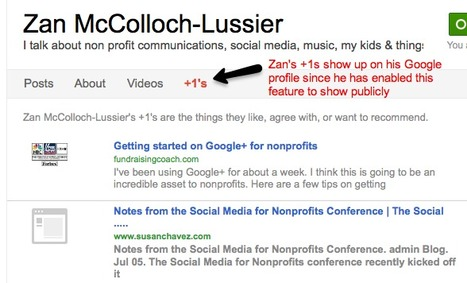 How Google's +1 Button Will Change Search | Chambers, Chamber Members, and Social Media | Scoop.it