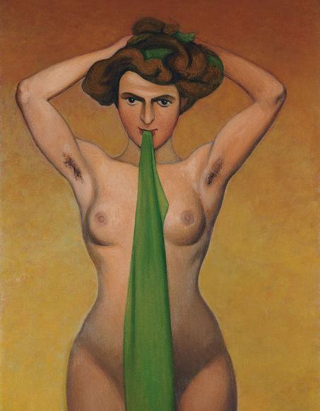 Il y a du Duchamp dans les toiles de Félix Vallotton ! | Merveilles - Marvels | Scoop.it