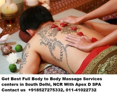 SPA Near me' in Full Body Massage in Delhi | Scoop it