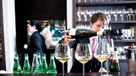 Au restaurant, le vin au verre supplante la bouteille | Verres de Contact | Scoop.it