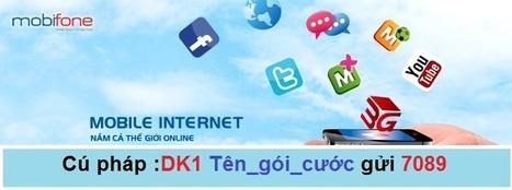 Đăng Ký Dịch Vụ 3G Mobile Internet Mạng MobiFone | Camera Itekco | Scoop.it